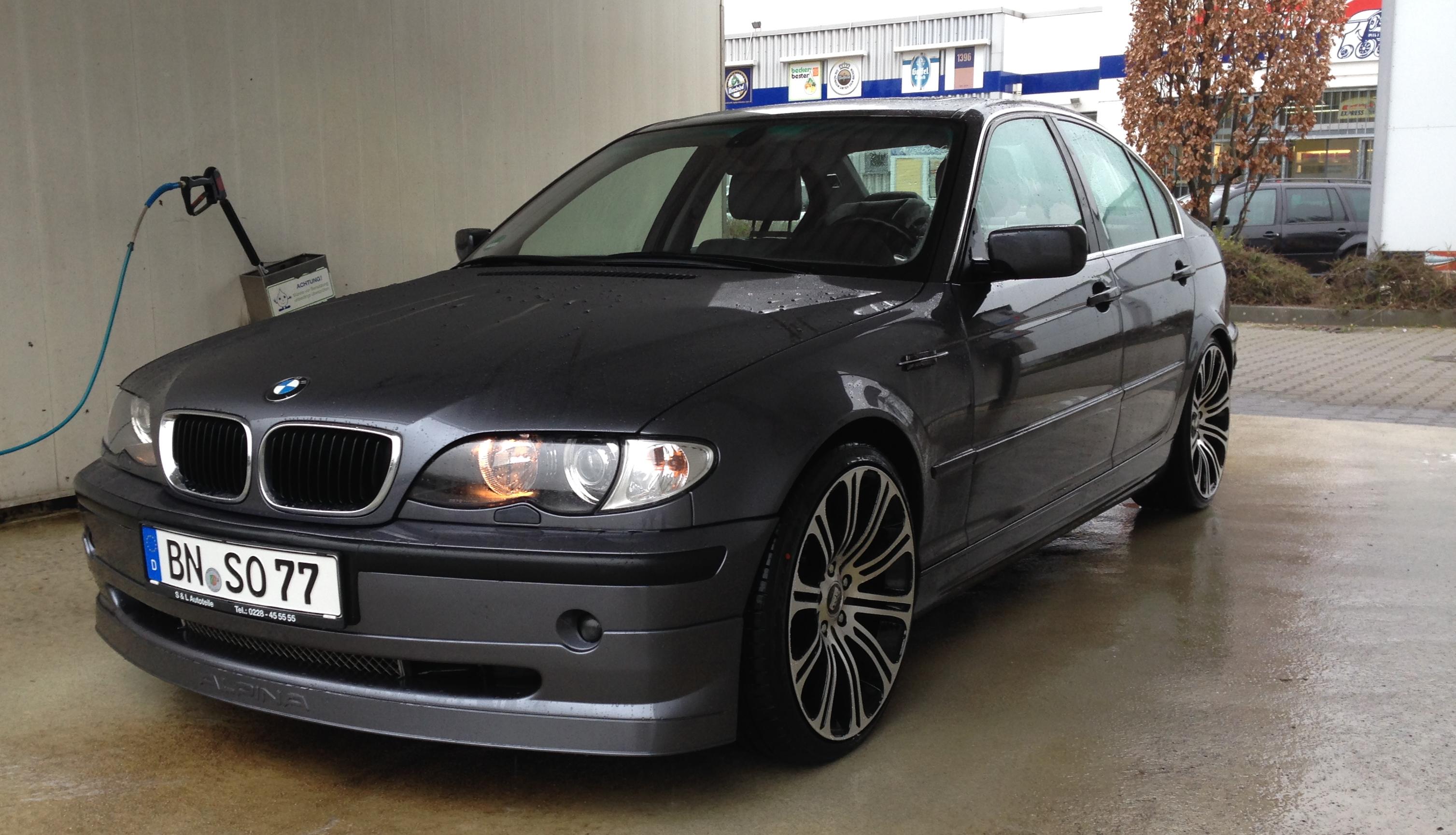 BMW E46 - Jens Klarmann